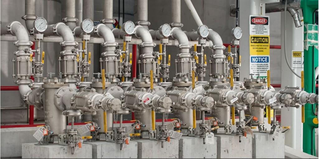 Carbon Addition Loading Station