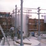 New Chemical Storage Tank Farm